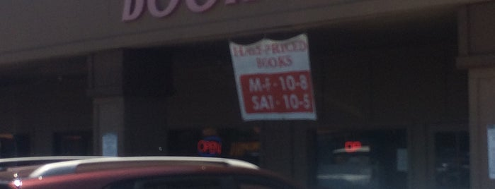 Book Nook is one of Used Bookstores.