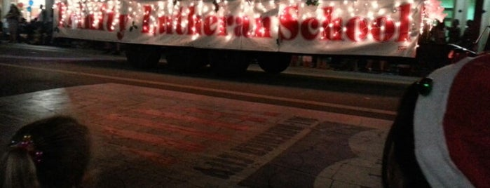 Delray Beach Christmas Parade is one of Delray.