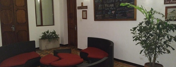 Masaya Hostels & Culture is one of Columbia.