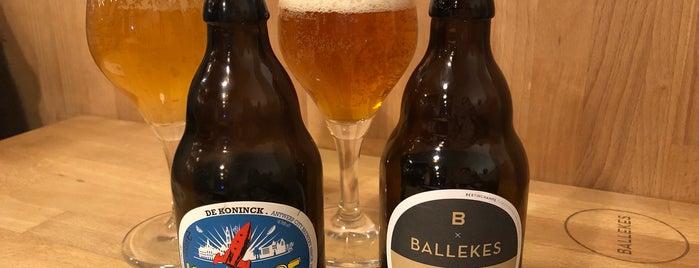 BALLEKES is one of Brussels.