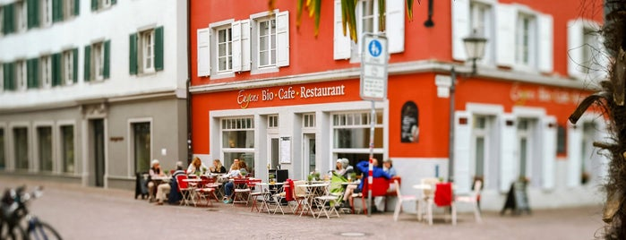 Eugens Bio • Cafe • Restaurant & Catering is one of EU adventures.