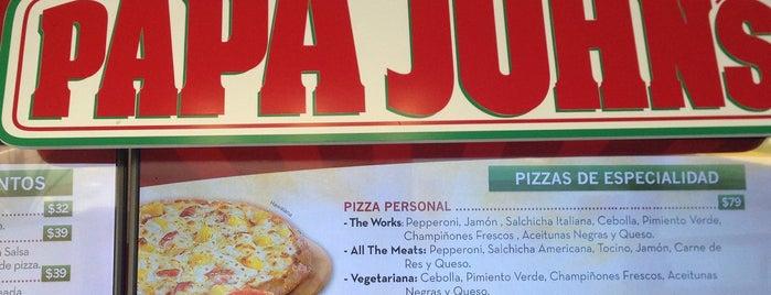 Papa John's is one of Posti salvati di Karen 🌻🐌🧡.