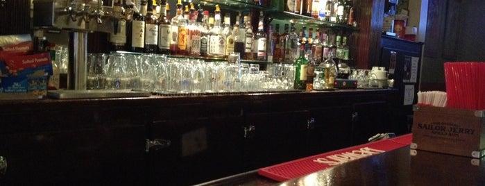 McCarthy's Irish Bar is one of Tempat yang Disukai Dan.