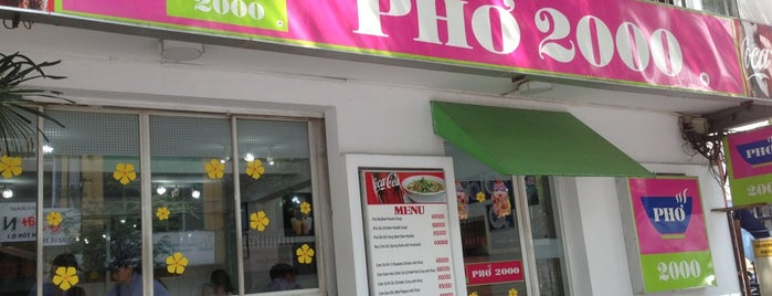 Pho 2000 is one of Saigon.