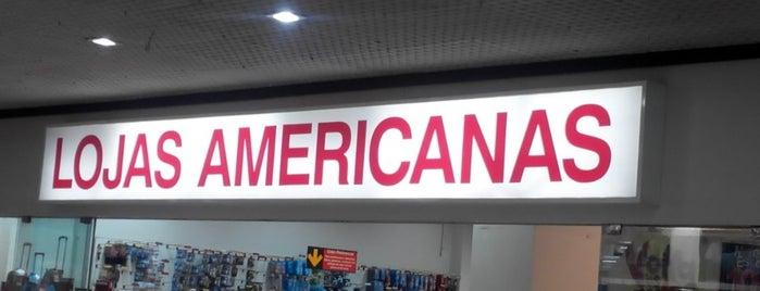 Lojas Americanas is one of Locais curtidos por Keliane.