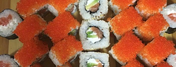 Extra Sushi is one of Posti salvati di Jelena.