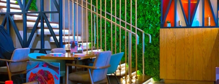 LOGMA is one of Riyadh Fine Dinning Restaurant.