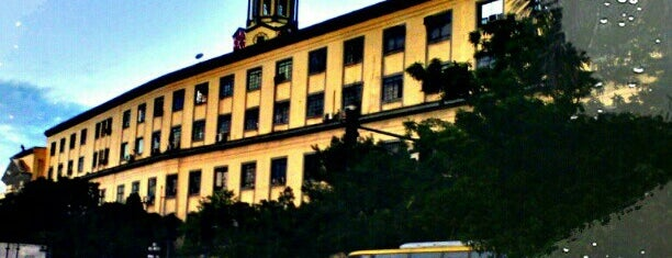 Manila City Hall is one of Manila.