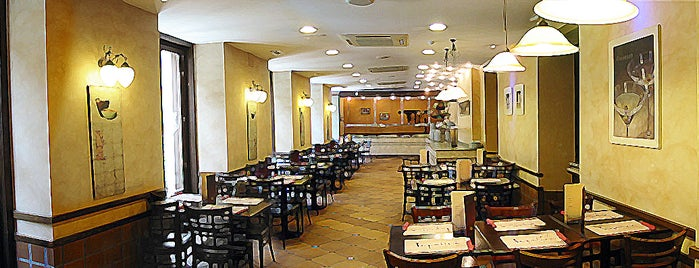 Topolino is one of Restaurantes.