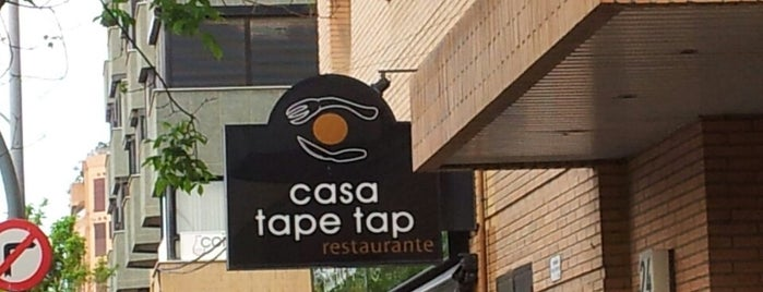 Tape Tap is one of Frases.