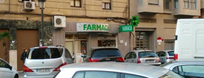 Farmacia Teresa Taberner CB is one of สถานที่ที่ Miguel ถูกใจ.