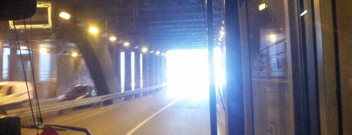 Tunel Gran Via Germanias - Plaza de España is one of Chiaraさんのお気に入りスポット.