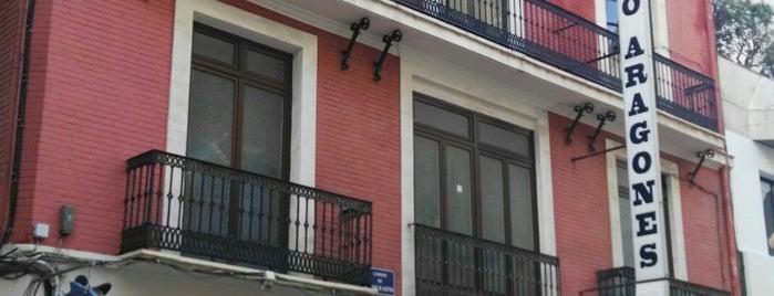 Centro Aragonés is one of Sergioさんのお気に入りスポット.