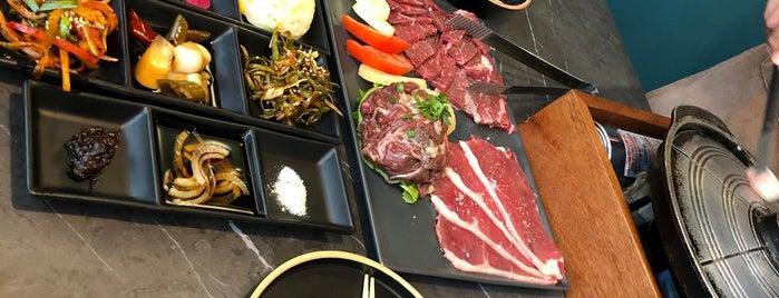 SU:RA Korean Fine-Dining | 수라 한식당 is one of Locais salvos de Khawla.