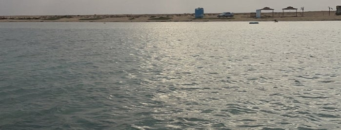 Pure beach is one of Kaec.