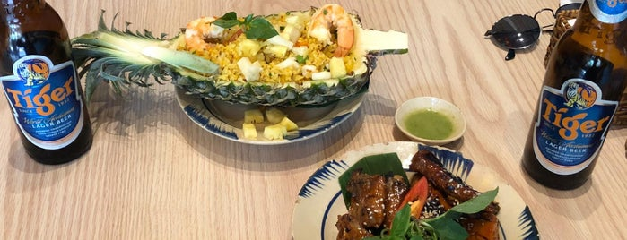 Den Long Restaurant is one of Saigon.