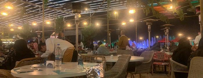 Shababik Garden is one of Riyadh Season.