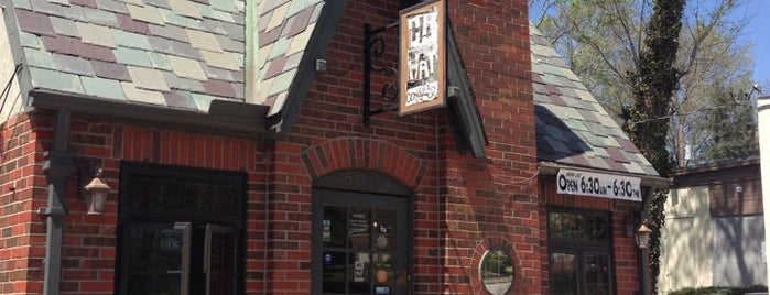 Hi Hat Coffee is one of Caffeinated KC: the best cups of coffee in town.