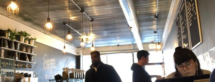 Ritual Coffee House is one of Lugares favoritos de Brad.