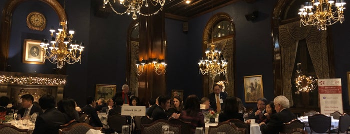 Union League Club Of Chicago is one of Gregory 님이 좋아한 장소.