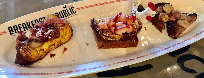 Breakfast Republic is one of San Diego.