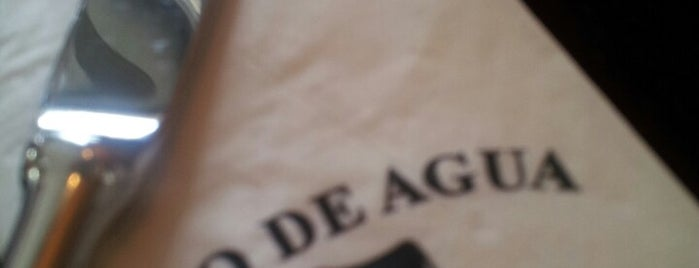 Ojo De Agua is one of Frankfurt Restaurant.