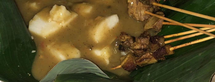 Sate Padang Mak Adjat is one of Jkt.