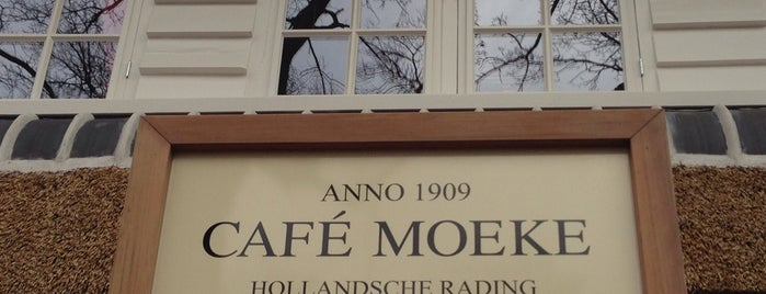 Cafe Moeke is one of Orte, die Yuri gefallen.