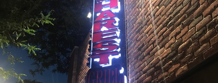 Bucharest Grill is one of Tempat yang Disimpan Ahea.