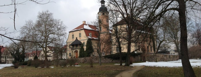 Schlosspark Machern is one of Karl : понравившиеся места.