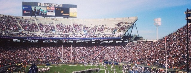 Beaver Stadium is one of Posti che sono piaciuti a Yunji.