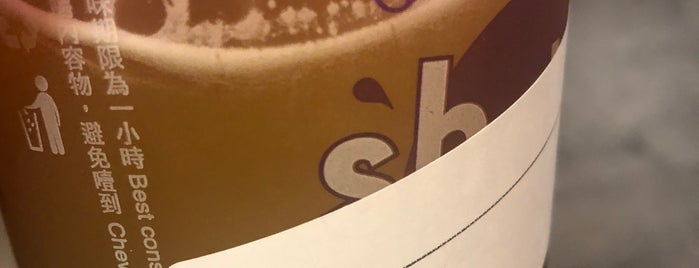 Chatime is one of Locais curtidos por Rachel.