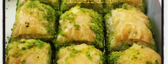 Develi Baklava is one of Istanbul Visit.