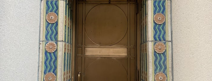Pythian Temple is one of NY- not food.