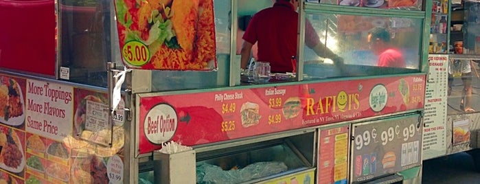 Rafiqi's is one of Food Truck.