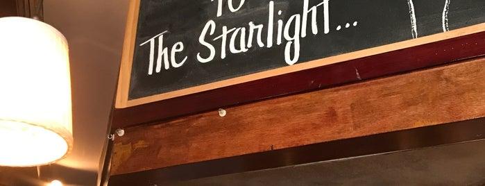 Starlight is one of Quiet Neighborhood Bars.