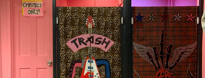 Trash and Vaudeville is one of NYC to do.
