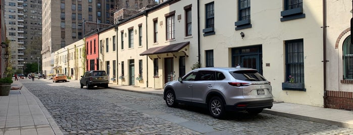 Washington Mews is one of Official NYC Neighborhoods: Manhattan.