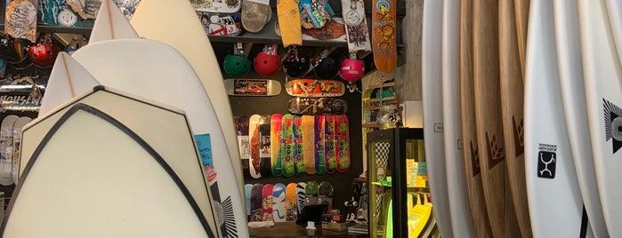 Aegir Boardworks is one of USA NYC BK DUMBO.