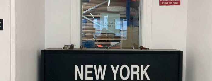 New York Elegant Fabrics is one of Ribbons, Trim, Bead, Fabric.