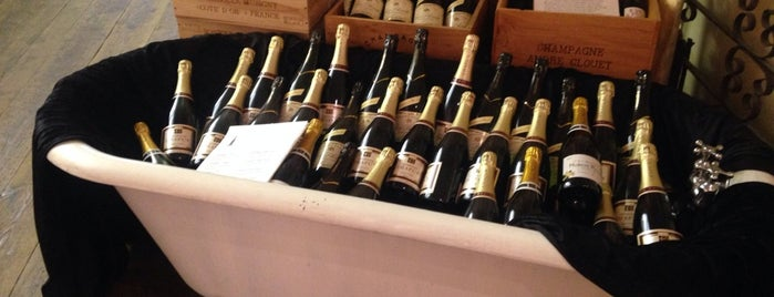 Burgundy Wine Company is one of Explore Our Chamber.