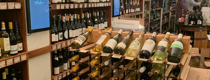 Acker Merrall & Condit is one of NYC Best Wine Shops.