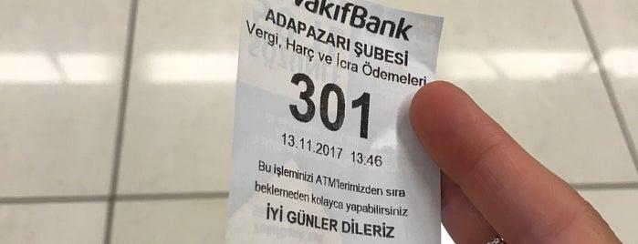 VakıfBank is one of Ergün 님이 좋아한 장소.