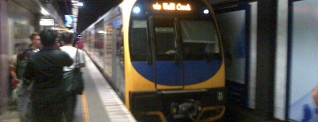 Platforms 24 & 25 is one of Sydney Train Stations Watchlist.