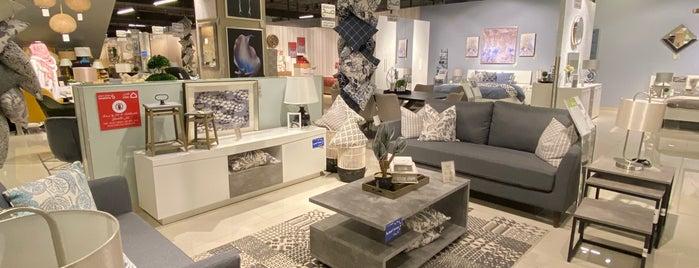 Ashley HomeStore is one of Riyadh Outdoors.