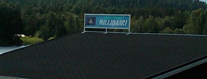 Millibaari is one of Orte, die Arto gefallen.