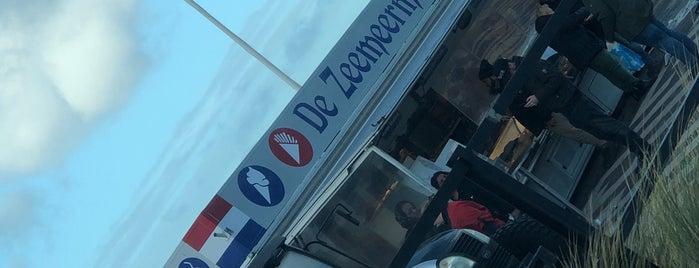 De Zeemeermin is one of สถานที่ที่ Marieke ถูกใจ.