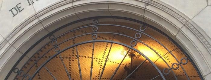 Koninklijke Industrieele Groote Club is one of Monuments ❌❌❌.