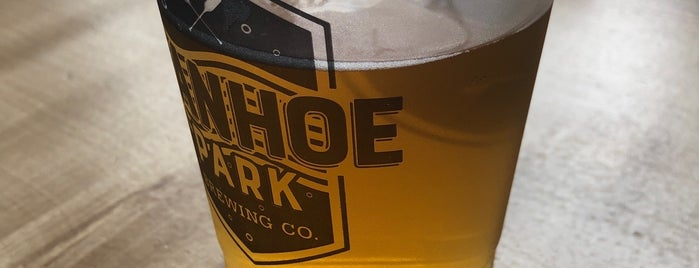 Ivanhoe Park Brewing Company is one of To Do Together.