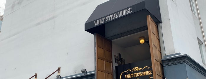 Vault Steak House Seoul is one of SEOUL.